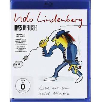 Udo Lindenberg - MTV Unplugged: Live Aus Dem Hotel Atlantic (Blu-Ra [BLU-RAY] USA import