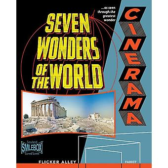 Cinerama: Seven Wonders of the World [BLU-RAY] USA import