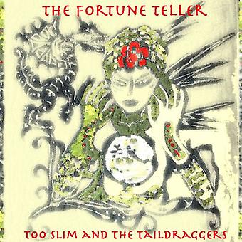 Too Slim & the Taildraggers - Fortune Teller [CD] USA import