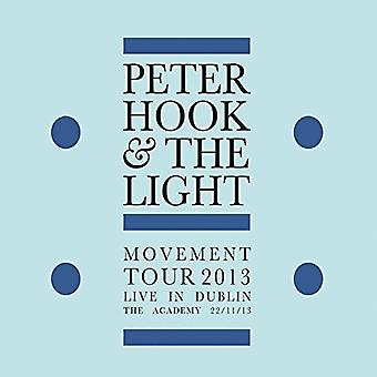 Peter Hook & the Light - Movement: Live in Dublin [CD] USA import