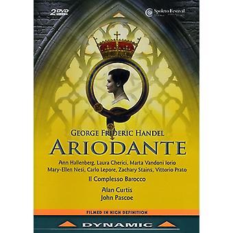 G.F. Handel - Ariodante [DVD] USA import