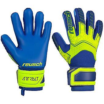 Reusch Attrakt Freegel S1 Junior LTD  Goalkeeper Gloves