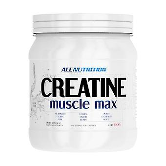 Creatine Muscle Max, Natural 250 g