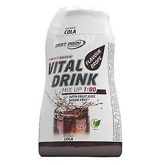 Best Body Nutrition Vitality Drink Compression Cola 12x48 ml