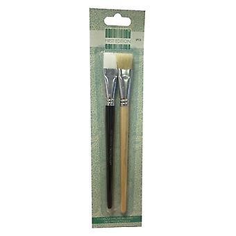 Première édition Deco Mache Brush Set