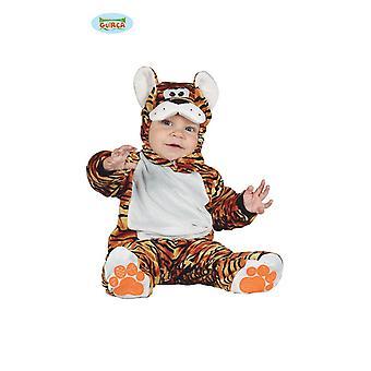 Baby Bengal tiger kostym för barn stora katter övergripande