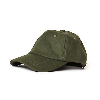 NN07 9120 Green Wool Cap