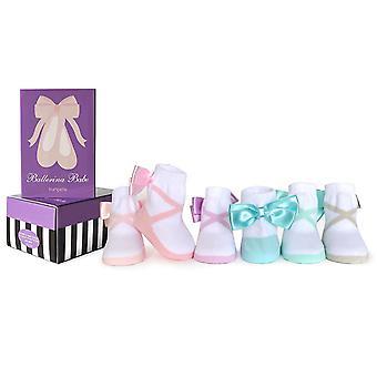 Socks - Trumpette - Ballerina Babe Socks 0-12M (Set of 6)
