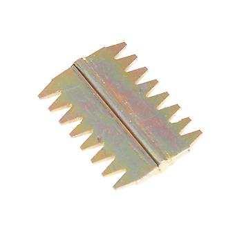 Faithfull Scutch Combs 38mm (1.1/2in) Pack of 5 FAISC112N