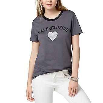 Carbon Copy | I'm Exclusive Cotton Graphic T-Shirt