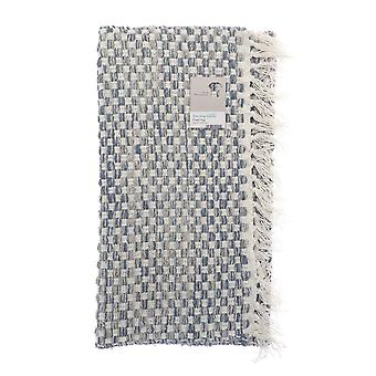 Country Club Checkered Rug, Grey