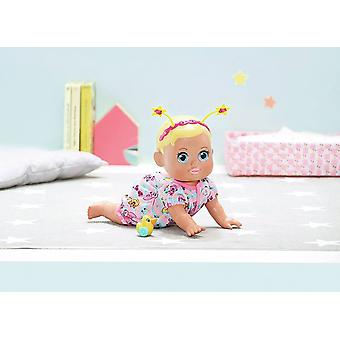 Baby Born Funny Faces Crawling Baby Interactive Doll