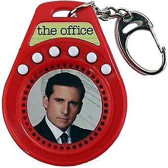 Worlds Coolest Office Talking Key Chain USA import