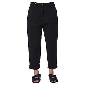 N°21 B08104149000 Femmes's Jeans en coton noir