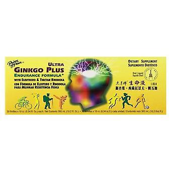 Prince Of Peace Ultra Ginkgo Plus Endurance Formula, 30 vials