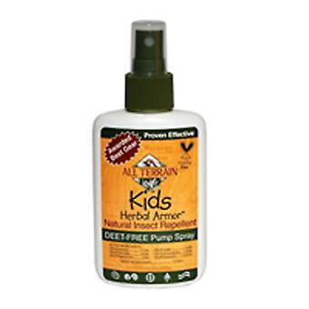 All Terrain Kids Insect Repellent Herbal Armor Spray, 8 oz