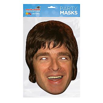 Mask-arade Noel Gallagher Party Mask