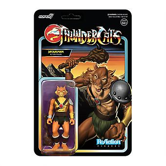 Thundercats Reaction Figures Wave 1 - Jackalman USA import