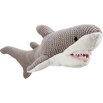 Pletený žralok 12,5 palců