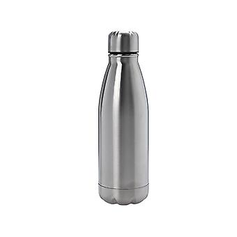 Excellent Housewares Vacuum Flask Bottle Stainless Steel 500ml 170700280