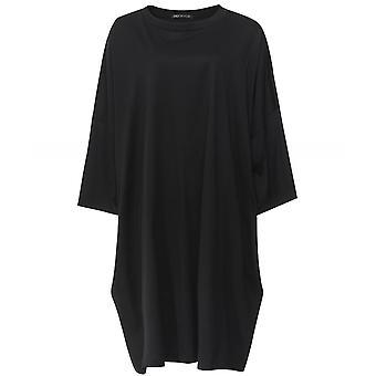 NU Circle T-Shirt Dress