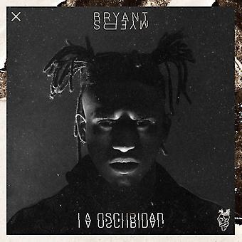 Bryant Myers - La Oscuridad [CD] USA import