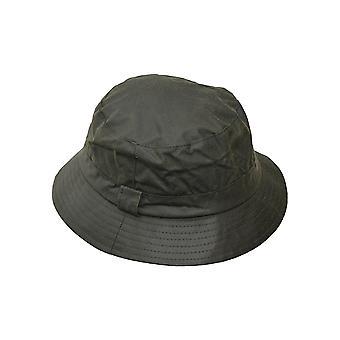 Walker e Hawkes - Uni -Sex Wax Bucket Country Hat