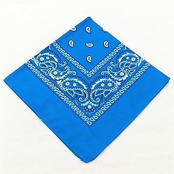 Women Pocket Cotton Hip-hop Wristband Handkerchief.
