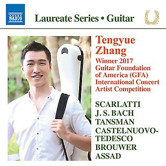 Bach, J.S. / Zhang - Laureate Series [CD] Usa tuonti