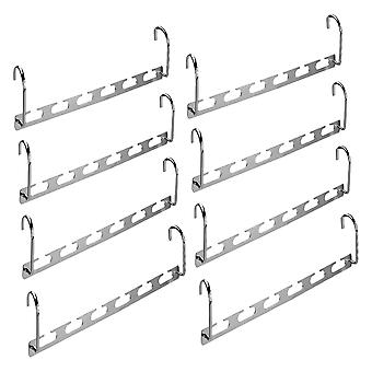 Space Saving Hangers - Set of 8 | M&W