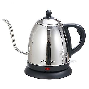 Gooseneck Kettle, Electric Water Stainless Steel For Drip, Coffee Tea,
