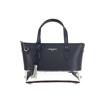 ماريا كارلا المرأة & apos;ق أزياء جلدية فاخرة حقيبة يد صغيرة محفظة, على نحو سلس