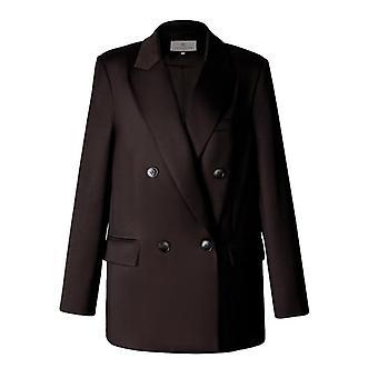 Vintage Syksy Talvi Naisten Pant Suit
