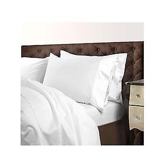 Royal Comfort King 1000 Tc Cotton Blend Quilt Cover Set Premium White