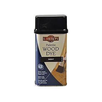 Liberon Palette Wood Dye Ebony 250ml LIBWDPE250