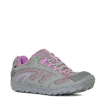 New Hi-Tec Girl's Meridian Low-Cut Waterproof Multi-Sport Shoes Grey