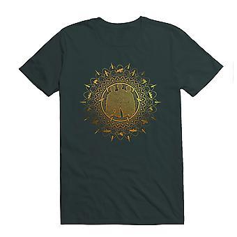 Bovennatuurlijk Mandala T-Shirt
