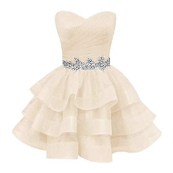 Graduation Dresses Beads Gowns