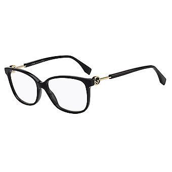 Fendi FF0346 807 Schwarze Brille