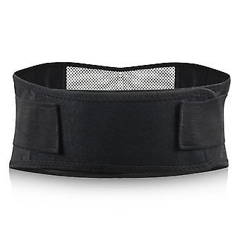 Adjustable Tourmaline Self Heating Magnetic Back Waist Support Belt