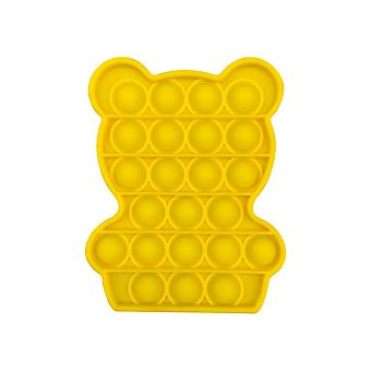 Push Pop Bubble Sensory Toy - Autism Needs Squishy Stress Reliever