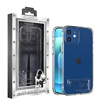iPhone 12 and 12 Pro Case Transparent - AntiShock and Standard