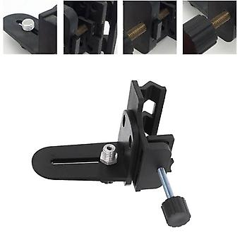 """Level bracket 5/8"""" for extension rod and adjustable height for universal level hx6c"""