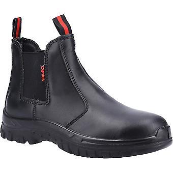 Centek Mens Dealers Leather Safety Boots
