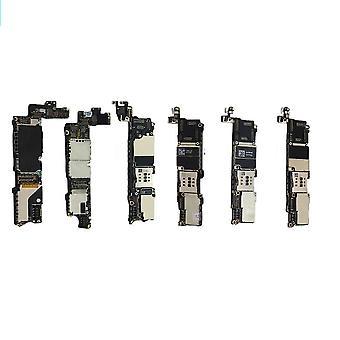 Tehdas lukitsematon Iphone 4 4s 5 5c 5s Se Motherboard Ios-järjestelmällä, 100%