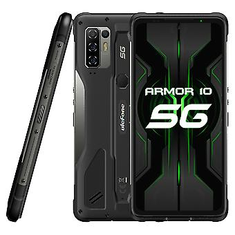 שריון ULEFONE טלפון חכם 10 5G שחור 8GB + 128GB