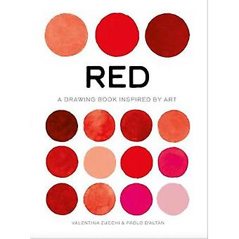 Red A Drawing Book Inspired by Art
