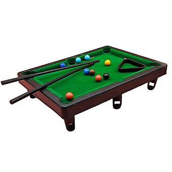 Mini Tabletop Pool Set- Billiards Game For Kids
