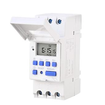 Programmable Digital Timer Switch Relay Control