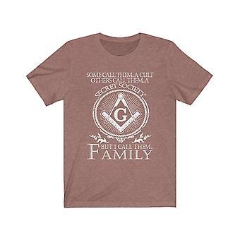 They are family masonic t-shirt